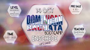 Enschede - Dominican Bachata Bootcamp