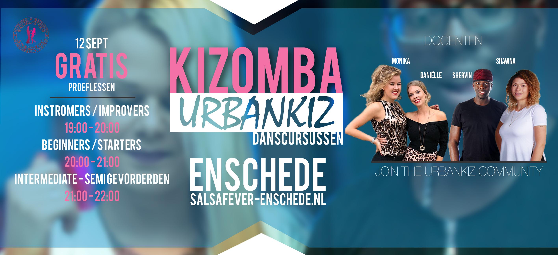 Kizomba Urbankiz in Enschede