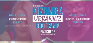 Kizomba bootcamp in Enschede