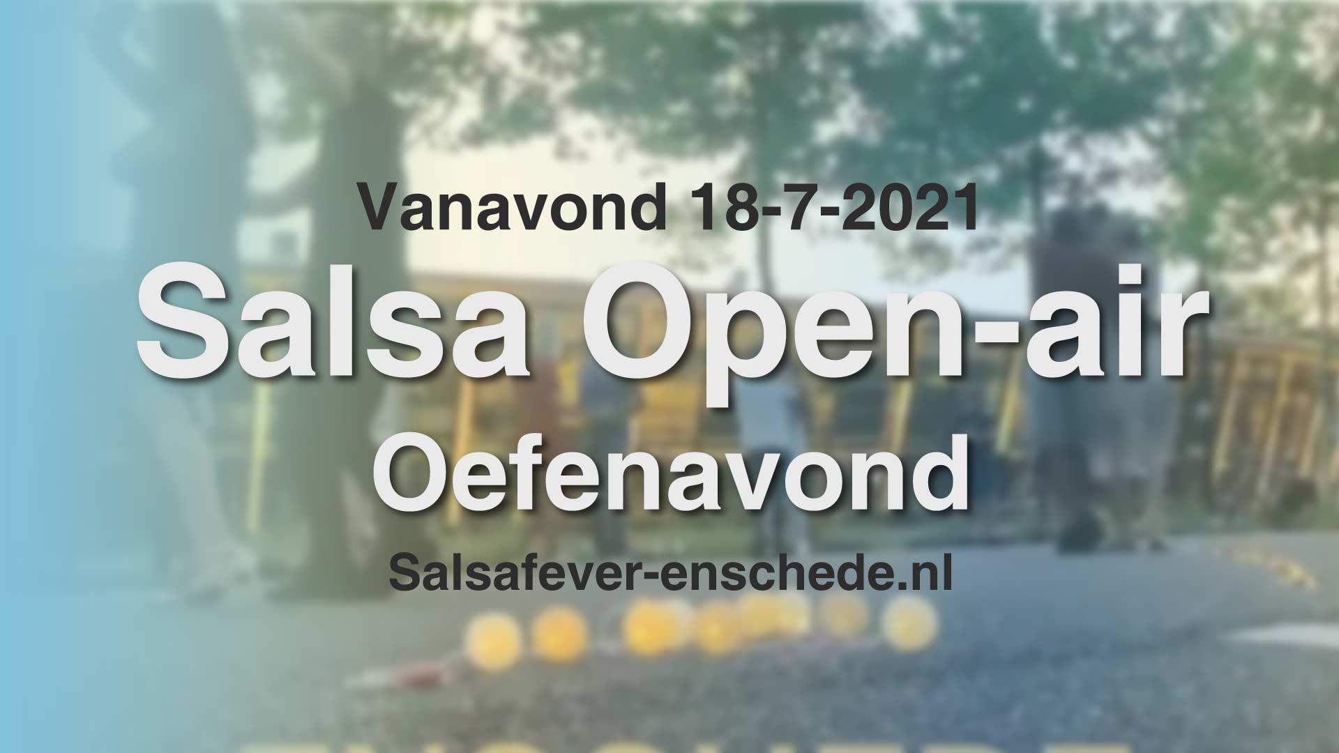Salsa Enschede salsa lessen enschede Openair-Salsa-2021