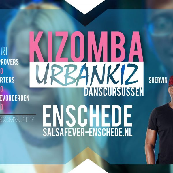 Kizomba Urbankiz lessen en cursussen in Enschede 3 sept